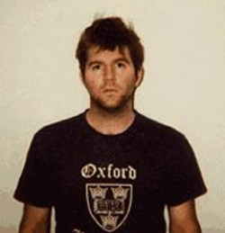 COURTESY DFA RECORDS - LCD Soundsystem's James Murphy.