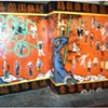 Chinatown Mural Vandalized -- Artist Leland Wong Steamed