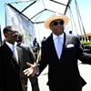 Chairman Willie: Willie Brown's Not-So-Secret Connection to the Hunters Point Project