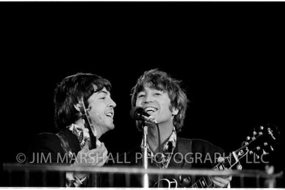 Lennon and McCartney, 1966