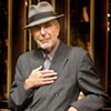 Leonard Cohen Comes to the Paramount in Oakland this December