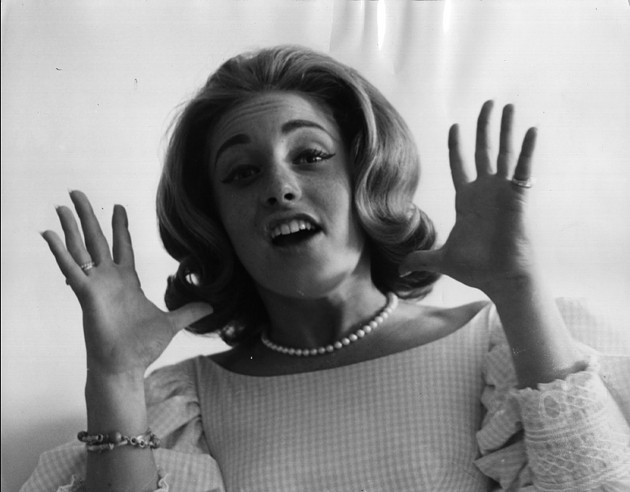 Lesley Gore, 1946 - 2015.