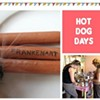 Hot Dog! S.F. Wiener Stand Commissions Customer Portraits in Ketchup and Mustard