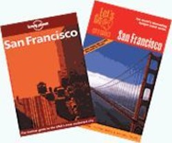 Let's Not Go: Big publishers based outside the state - (like Let's Go) can't cover the city as well as locals, but - even Oakland-based Lonely Planet could use a tighter - focus.