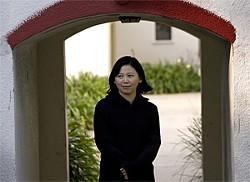 RANDI LYNN BEACH - Li, who was born in Beijing, captures China's dark places.