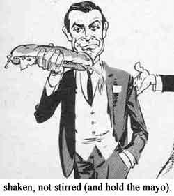 parodie james bond 007