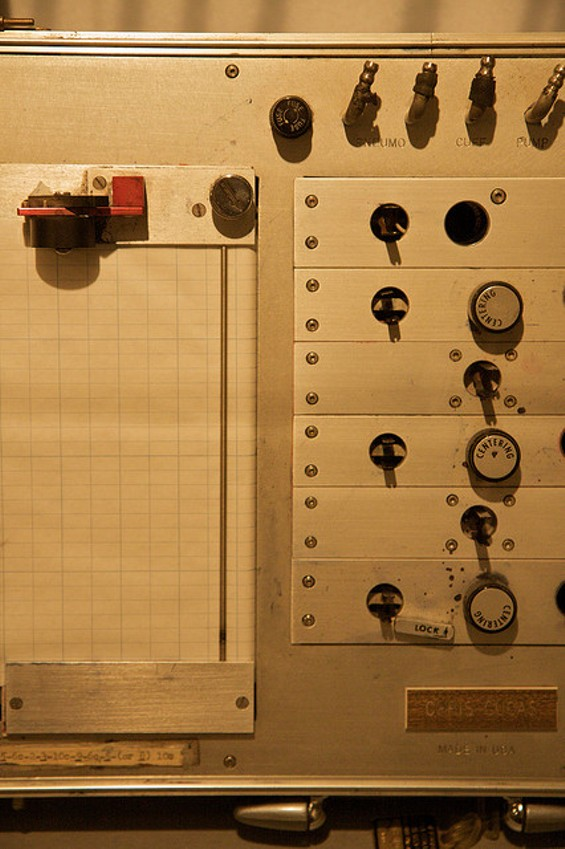 Lie detector machine - MARCIN WICHARY/FLICKR