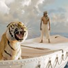 """Life of Pi"": Tiger, Tiger, Pixels Bright"