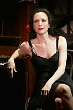 CAROL  ROSEGG - Lilith No More: The divine Ms. Neuwirth as - Jenny.