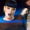 Lily Allen's Back and Mad at the World (Especially Robin Thicke)