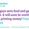 Lindsay Lohan Shills for Pump-and-Dump Stocks on Twitter