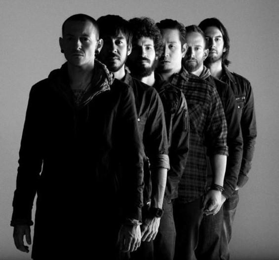 Linkin Park, coming soon to a Shoreline near you.