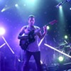 Live Review, 4/22/12: M83 Has Plenty of Energy, Few Ideas at the Fillmore