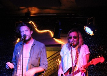 Live Review, 5/5/12: Father John Misty Skips Right to the Fun at Bottom of the Hill