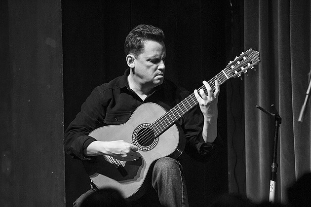 Mark Kozelek - CHRISTOPHER VICTORIO