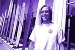 "PAUL  TRAPANI - Llewellyn Ludlow at Yerba Buena's ""Surf Trip."""