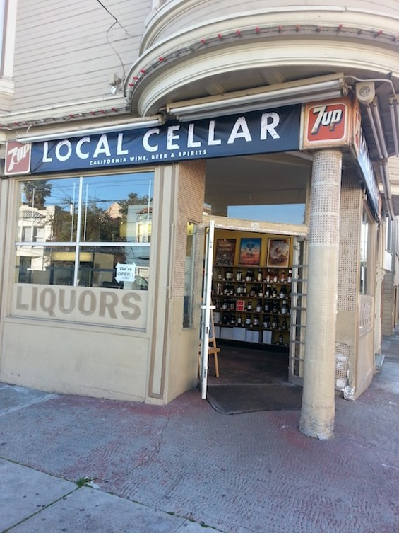 Local Cellar - MARY LADD