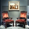 Chairs Bought at a Yard Sale 30 Years Ago Find a New Home -- the Asian Art Museum