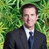 Gavin Newsom Anchors Marijuana Legalization Taskforce