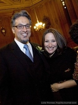 Lopez has had Mirkarimi's back throughout the investigation.