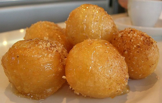Loukoumades are one of our favorite Greek desserts. - FLICKR/AVLXYZ
