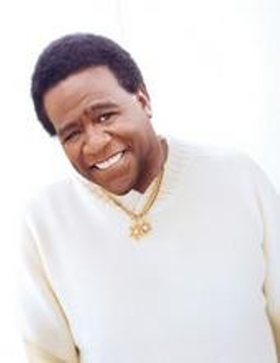 Love and Happiness: Al Green's on the Outside Lands lineup