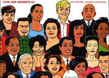 <i>Love and Rockets</i> Celebrates 30 Years of Queer, Punk Comic Genius