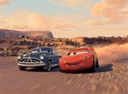 Love Bugs: Director John Lasseter clearly loves his animated vehicles, even if he gave them vacant little eyes.