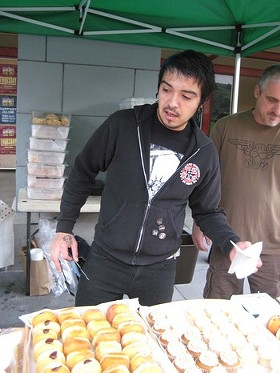 Luis Villavelazquez: The Lewis Carrol of cupcakes? - M. BRODY