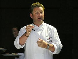 Luke Mangan: The Sydney chef is out. - ROVING I/FLICKR