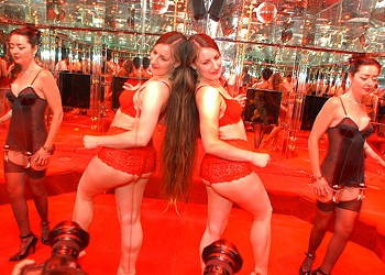 Lust's Labors Lost: The Downfall of Progressive Strip Club the Lusty Lady