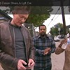 Lyft Stars Ice Cube and Kevin Hart