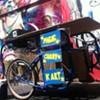 Saturday: Magic Curry Kart Makes Burgers Appear at Fabric8