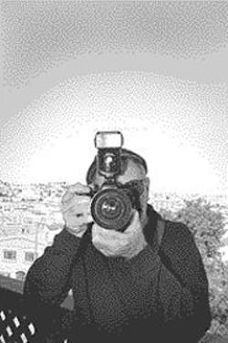 PAUL  TRAPANI - Make Love to the Camera: Charles - Gatewood at home.