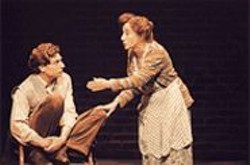KEN  FRIEDMAN - Mama's Boy: Marco Barricelli being berated by - Olympia Dukakis.