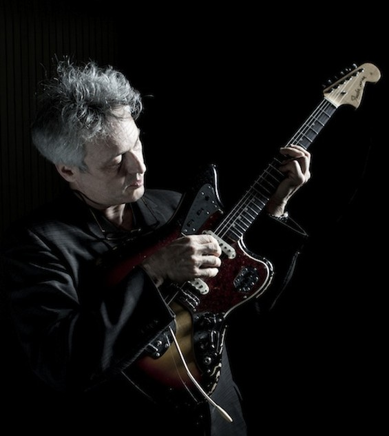 Marc Ribot performs at SFJAZZ this Thursday through Sunday. - BARBARA RIGON