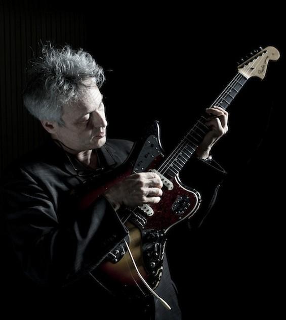 Marc Ribot performs at SFJAZZ this Thursday through Sunday. - BARBARA RIGON