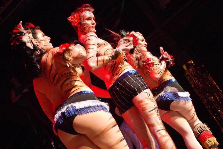 Mardi Gras Hubba Hubba Burlesque