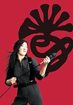 AUSTIN  YOUNG - Margaret Cho: Still an all-American girl.
