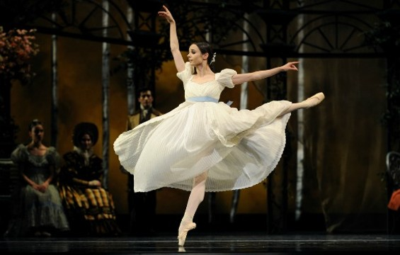 Maria Kotchetkova as Tatiana in Onegin. - ERIC TOMASSON