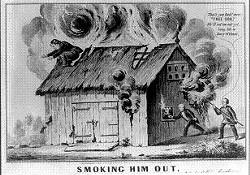 Marijuana blaze