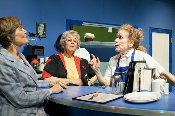 Marilyn Leavit, Charmaine Hitchcox, Joan Mankin - MITCH TOBIAS