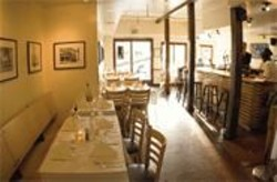 JAMES  SANDERS - Marina X: A little French, a little Italian at Bistro Aix.