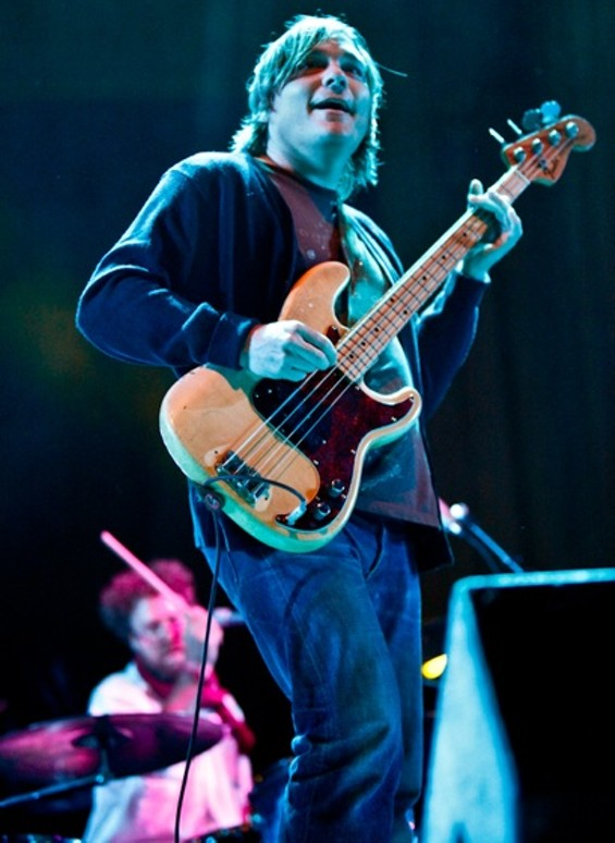 Mark Ibold of Pavement - GRETCHEN ROBINETTE