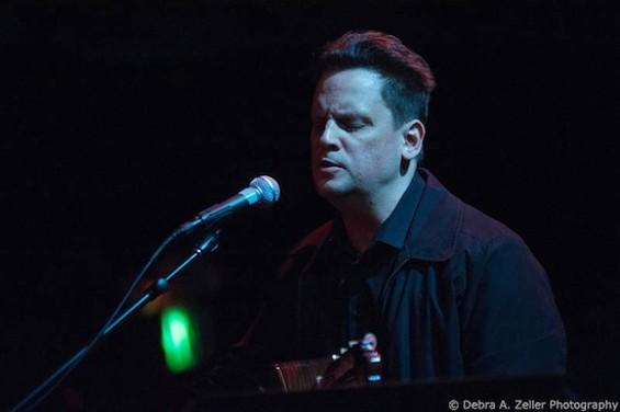 Mark Kozelek at Great American Music Hall on Saturday. - DEBRA A. ZELLER