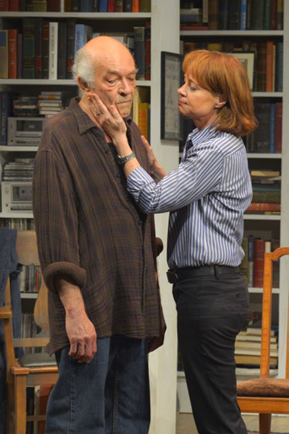 Mark Margolis (Gus) and Deirdre Lovejoy (Empty) - KEVIN BERNE