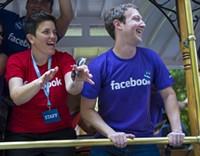 Facebook Real Names Policy Divides SF Pride Board, Money Wins