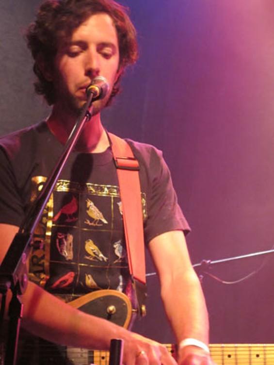 Marty Mattern, LoveLikeFire guitarist