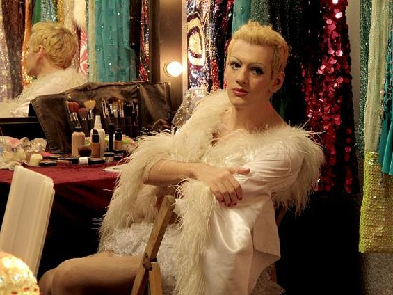 Mary Lou is the drag persona of Meir (Ido Rozenberg) in Mary Lou.