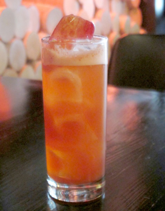 Mary Poppins Cocktail - LOU BUSTAMANTE